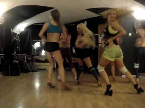 GO-GO dance/ I love Rock 'N Roll
