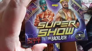 Unboxing The Supershow: The Backlash part 1