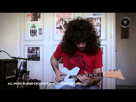 Guitarras de tres cuerdas uruguayas
