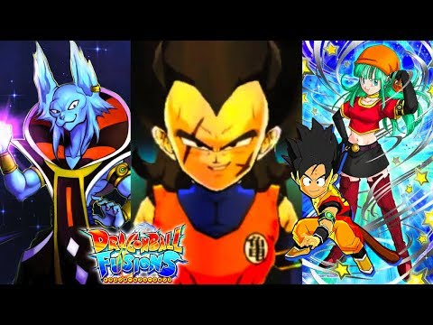 Top 10 Best Fusion Designs In Dragon Ball Fusions
