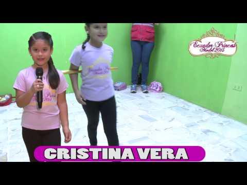 CRISTINA VERA    PRINCESS MODEL ECUADOR 2015