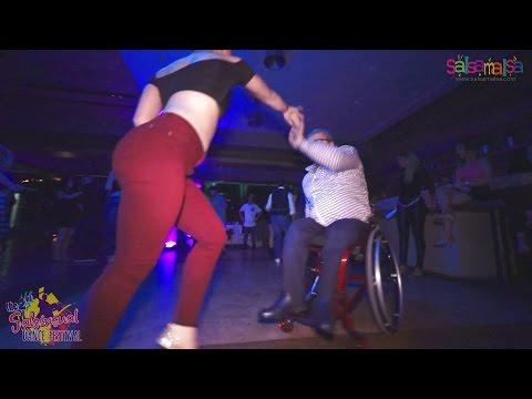 Limitless Fadi El Halabi - Ezgi Zaman Social Salsa - 2.Salsensual Dance Festival Lebanon