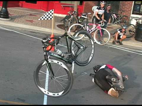 Cyclist may have won