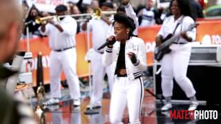 """Janelle Monae - """"Electric Lady"""" Live On The Today Show"""