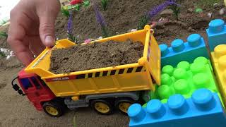 Videos for kids | Learn colors and number for baby | Kinetic sand | Kids toy