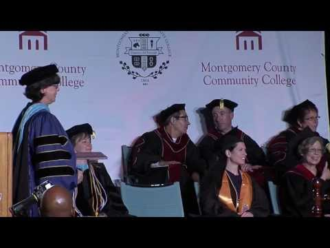 2013 COMMENCEMENT CEREMONY - Montgomery County Community College