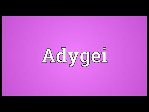 Header of Adygei