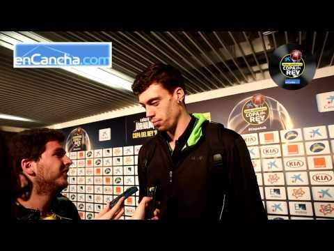 Álex Suárez - Cuartos de Final Copa del Rey 2015 - 20/02/2015