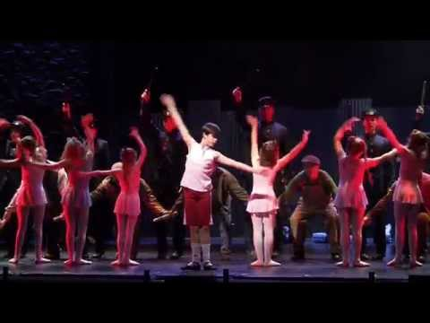 Billy Elliot Now Playing!