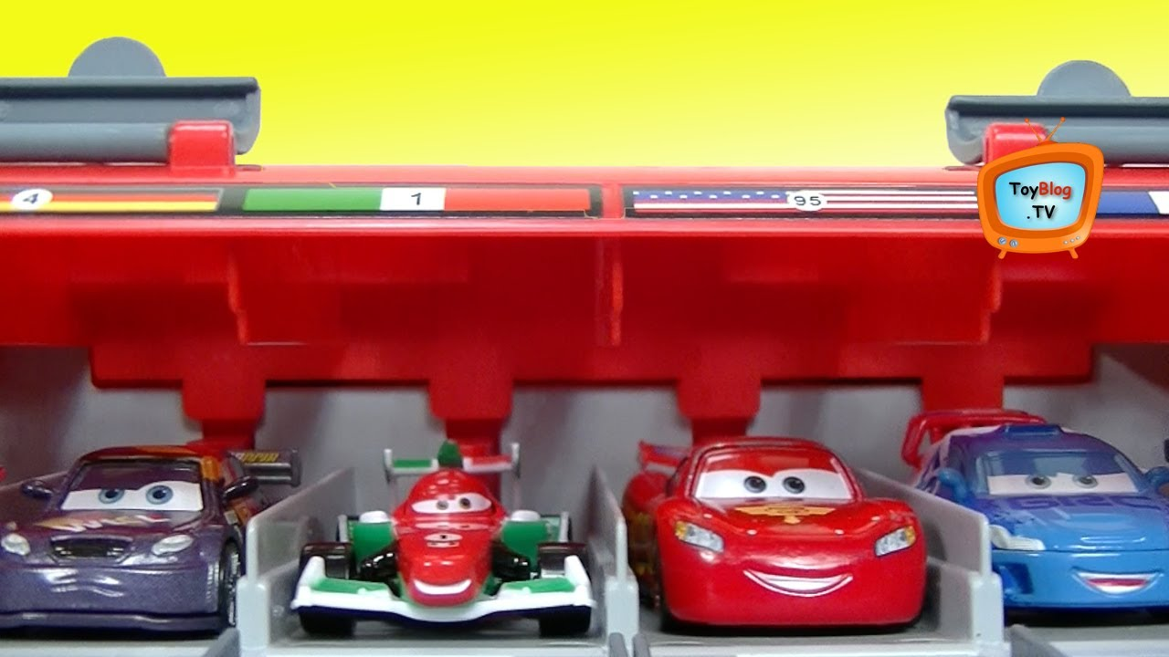 Fisher Price Disney Cars World Grand Prix