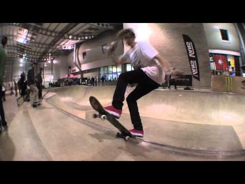 Concrete Carnival Skate Till You Puke