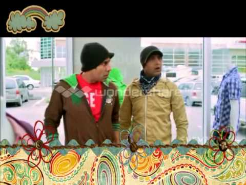 Best comedy Gippy grewal binnu dhillon best of luck comedy scene...