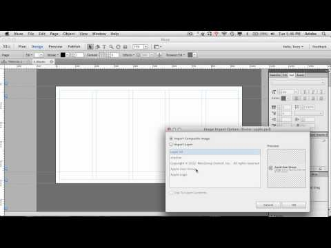 Getting Started Building Websites With Adobe Muse (code name)
