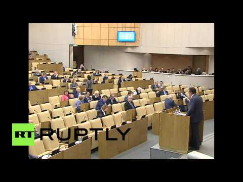 Russia: MPs ratify Eurasian Economic Union agreement