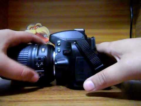 Nikon D5100 with 18-55mm VR Kit Lens - Review