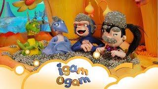 Igam Ogam:  Bath Time! S1 E9 | WikoKiko Kids TV