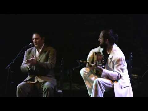 Rafael Jiménez Falo y JA Suárez Cano. Soleá. 21º Festival Flamenco por Tarantos.