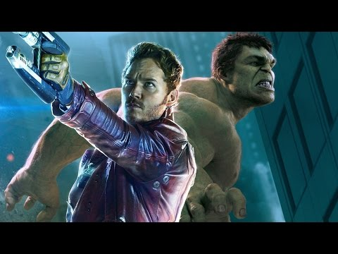 Chris Pratt Would Love to Work with Mark Ruffalo's Hulk - IGN Interview