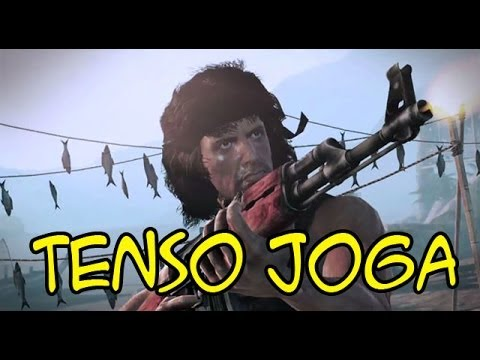 TENSO JOGA - RAMBO THE VIDEO GAME