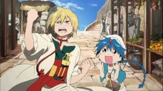 Magi, The Dayman | Fanime 2013 Amv Action Winner