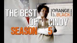 Orange Is The New Black • The best of Cindy (Season 5)