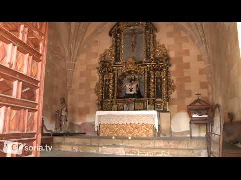 Ermita de la Soledad de Vinuesa (Soria)