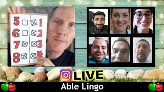 💜 IG LIVE 27Jun2019   Chat with a Native   Interactive English Lesson
