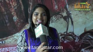 Vani At Super Police Movie Audio Launch