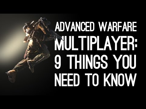 CoD Advanced Warfare Multiplayer: 9 Things You Need to Know