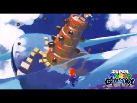スーパーマリオギャラクシー フローターランド 水中・水上の音楽を同時再生