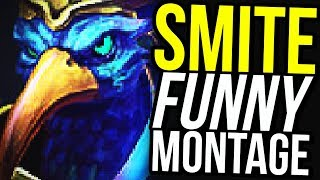 IF SHE BREATHES, SHE'S A THOTH! (Smite Funny Montage)