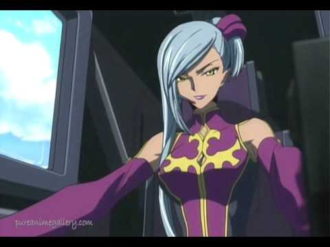 sexy weman of Code Geass