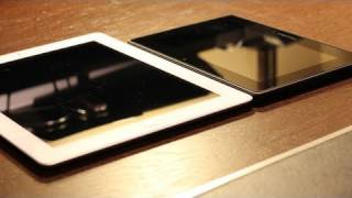 BlackBerry Playbook vs iPad 2 Comparison