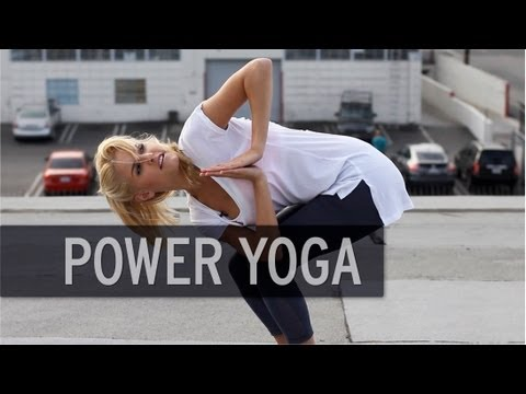 Power Yoga Image 1