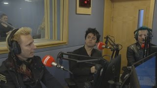 Green Day speak to Kerrang! Radio about Revolution Radio, Donald Trump & more