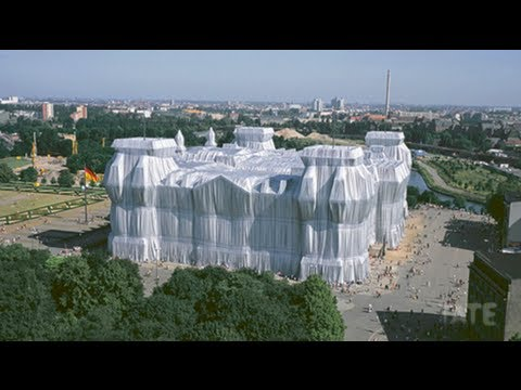 TateShots: Christo