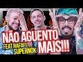 GENTE CHATA NAS REDES SOCIAIS com Rafael Supernok   Diva Depressão