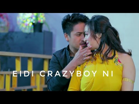Eidi Crazyboy Ni || Khaba & Bala || Official Music Video Song Promo Release 2019
