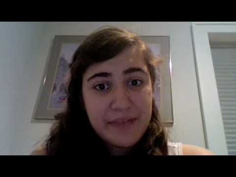 Emily Says Hello!