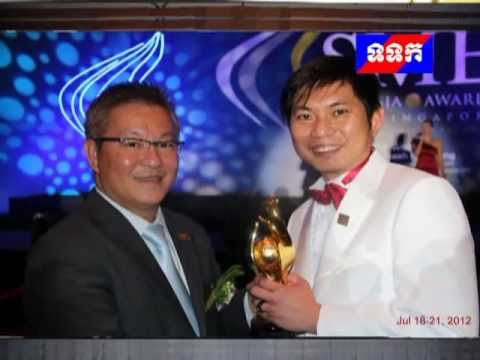 20120719 - SME One Asia Awards 2012 Singapore News