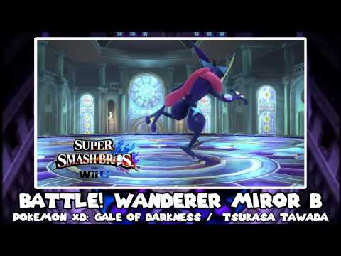 Music to Smash to - Day 246 - Battle! Wanderer Miror B (Pokemon XD: Gale of Darkness)