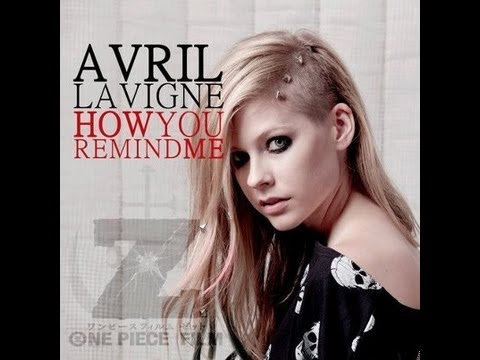 Avril Lavigne - How You Remind Me (Full Audio) New Song