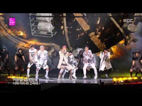B.a.p - Badman  Mbc Incheon Korean Music Wave 2013 1080p 130919 video