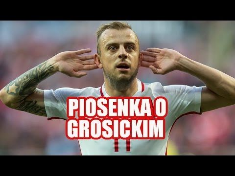 Piosenka ,,Grosicki - TurboGrosik