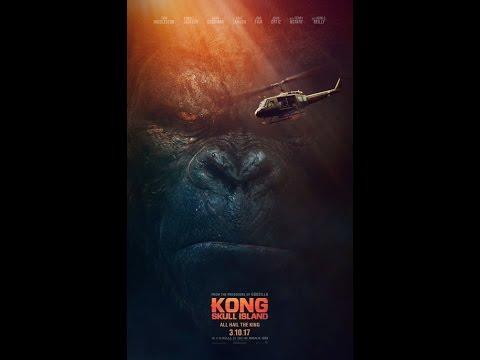 콩: 스컬 아일랜드 (Kong: Skull Island, 2017) 2차 예고편