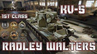 World of Tanks // KV-5 // 1st Class // Radley Walters // Xbox One