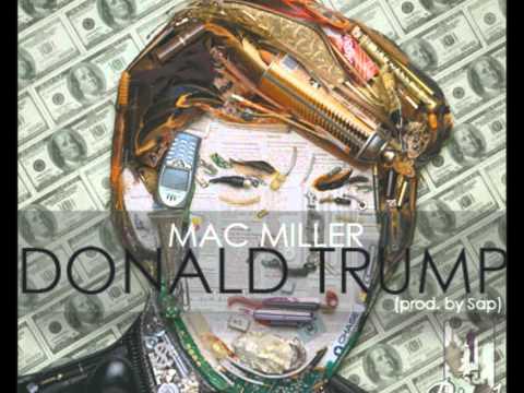 Mac Miller - Donald Trump (Kastler Dubstep Remix)[320kbps]