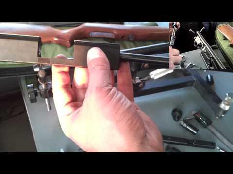 Instalacion breech multi tiro Rifle PCP Benjamin Discovery multishot BNM