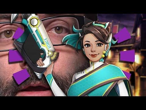 Overwatch - New Support Hero Concept & Jeff Kaplan's Reaction To Her