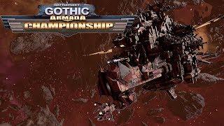 BattleFleet Gothic Championship, Match 2